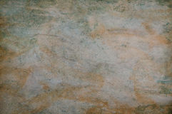 Antiqued and weathered paper for backgrounds Stock Photo