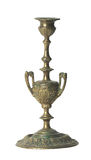Antiques candlestick Stock Photography