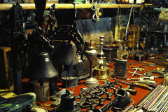 Antiques Fair Royalty Free Stock Image