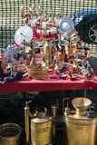 Antiques Market Royalty Free Stock Photography