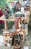 Antiques Market Stock Photography