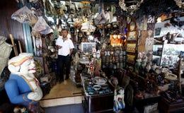 Antiques market Royalty Free Stock Photo