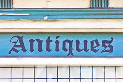 Antiques Royalty Free Stock Photos