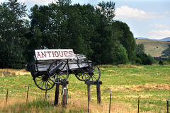 Antiques for sale Royalty Free Stock Image