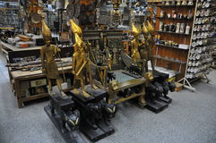 Antiques store Stock Photography
