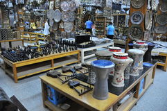 Antiques store Royalty Free Stock Images