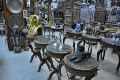 Antiques store Royalty Free Stock Photos