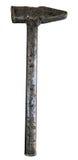 Antiquing Festmetallhammer Stockbilder