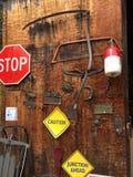 Antiquitäten auf Anzeige Lizenzfreie Stockfotografie