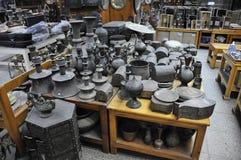Antiquitätensspeicher Stockfoto