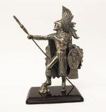Antiquité mexicaine de guerrier Images stock