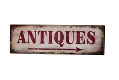 Antiquités Photo libre de droits