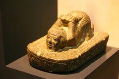Antiquités antiques au musée de Louxor - Egypte Image libre de droits