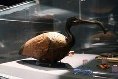 Antiquités antiques au musée de Louxor - Egypte Photos stock
