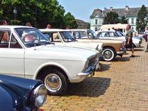 Antiquités de voitures photo libre de droits