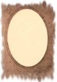 Antiquiteit, grunge, sepia frame stock afbeelding