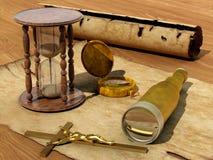 Antiquiteiten. vector illustratie