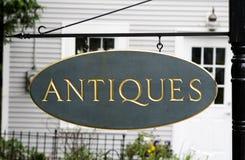 Antiquiteiten Stock Foto