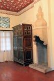 Antiquiteiten Tatar binnenland Stock Foto