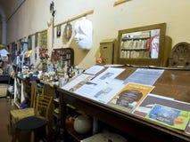 Antiquiteitenwinkel Stock Afbeelding