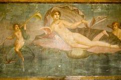 antiquites罗马的波纳佩 库存图片