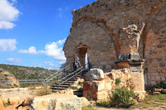 Antiquities of Holy land (Israel) Royalty Free Stock Photos