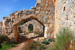 Antiquities of Holy land (Israel) Stock Photo