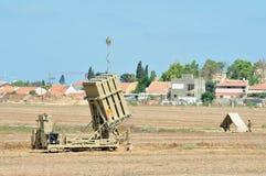 Antiraket Systeem - de Koepel van het Ijzer Royalty-vrije Stock Afbeeldingen