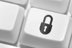 antispam έμβλημα κουμπιών Στοκ εικόνες με δικαίωμα ελεύθερης χρήσης