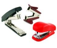 antistapler staplers δύο Στοκ Φωτογραφία