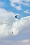 Antiterrorist action Stock Photography