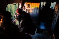 Antiterrorist operation in the Donetsk region, Ukraine Stock Photos
