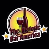 Antivari storico America Fotografia Stock Libera da Diritti