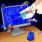 Antivirus Stock Images