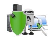 Antivirus Royalty Free Stock Photography