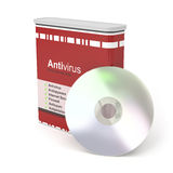 Antivirus Stockfotos