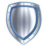 Antivirus del escudo Fotos de archivo