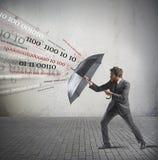 Antivirus i zapory pojęcie Obrazy Stock