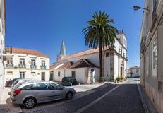 Anto Estevao Church också som är bekant som den Santissimo Milagre fristaden Royaltyfria Bilder