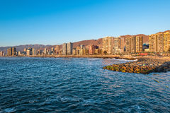 Antofagasta στη βόρεια Χιλή Στοκ φωτογραφίες με δικαίωμα ελεύθερης χρήσης