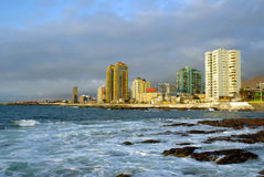 antofagasta Χιλή Στοκ εικόνες με δικαίωμα ελεύθερης χρήσης