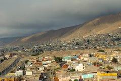 antofagasta Χιλή Στοκ φωτογραφία με δικαίωμα ελεύθερης χρήσης
