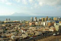 Antofagasta, Chile. View of Antofagasta, Chile, South America stock image