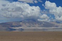 Antofagasta de Λα Sierra Στοκ Εικόνες