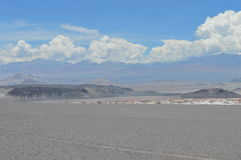Antofagasta de la Sierra Royalty Free Stock Image