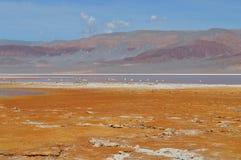 Antofagasta de la Toppig bergskedja Fotografering för Bildbyråer