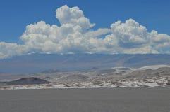 Antofagasta de la Toppig bergskedja Royaltyfri Fotografi
