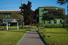 Antofagasta histórico Imagen de archivo libre de regalías