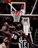 Antoine Carr, San Antonio Spurs Images libres de droits