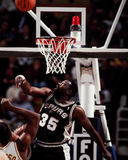 Antoine Carr San Antonio Spurs Royaltyfria Bilder
